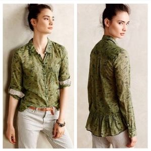 Holding Horses Arabel woodland shirt